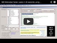 Online Lead Finder Software