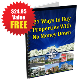 27 Ways to Buy Properties with No Money Down by Dave Lindahl