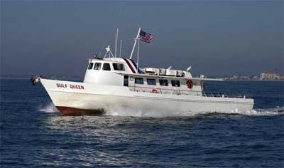 Gulf Queen Deep Sea Fishing