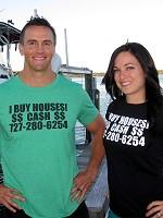 Matt and Courtney Larsen