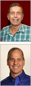 Peter Fortunato & Bill Cook