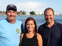 Rex Gaugh, Courtney Larsen, & Mark Lepzinski