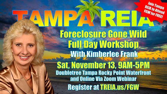 Foreclosures Gone Wild Workshop