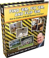 Find 'Em, Fis 'Em & Flip 'Em Manual